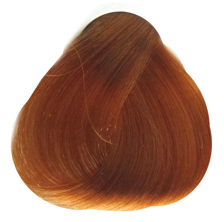 KAPOUS 9.34 краска для волос / Professional coloring 100млКраски<br>N9.34 очень светлый золотисто-медный блонд. Стойкая крем-краска для перманентного окрашивания и для интенсивного косметического тонирования волос, содержащая натуральные компоненты. Активные ингредиенты, основанные на растительных экстрактах, позволяют достигать желаемого при окрашивании натуральных, уже окрашенных или седых волос. Благодаря входящей в состав крем краски сбалансированной ухаживающей системы, в процессе окрашивания волосы получают бережный восстанавливающий уход. Представлена насыщенной и яркой палитрой, содержащей 106 оттенков, включая 6 усилителей цвета. Сбалансированная система компонентов и комбинация косметических масел предотвращают обезвоживание волос при окрашивании, что позволяет сохранить цвет и натуральный блеск на долгое время. Крем-краска окрашивает волосы, бережно воздействуя на структуру, придавая им роскошный блеск и натуральный вид. Надежно и равномерно окрашивает седые волосы. Разводится с Cremoxon Kapous 3%, 6%, 9% в соотношении 1:1,5. Способ применения: подробную инструкцию по применению см. на обороте коробки с краской. ВНИМАНИЕ! Применение крем-краски  Kapous  невозможно без проявляющего крем-оксида  Cremoxon Kapous . Краски отличаются высокой экономичностью при смешивании в пропорции 1 часть крем-краски и 1,5 части крем-оксида. ВАЖНО! Оттенки представленные на нашем сайте являются фотографиями цветовой палитры KAPOUS Professional, которые из-за различных настроек мониторов могут не передать всю глубину и насыщенность цвета. Для того чтобы результат окрашивания KAPOUS Professional вас не разочаровал, обращайте внимание на описание цвета, не забудьте правильно подобрать оксидант Cremoxon Kapous и перед началом работы внимательно ознакомьтесь с инструкцией.<br><br>Вид средства для волос: Стойкая<br>Типы волос: Для всех типов
