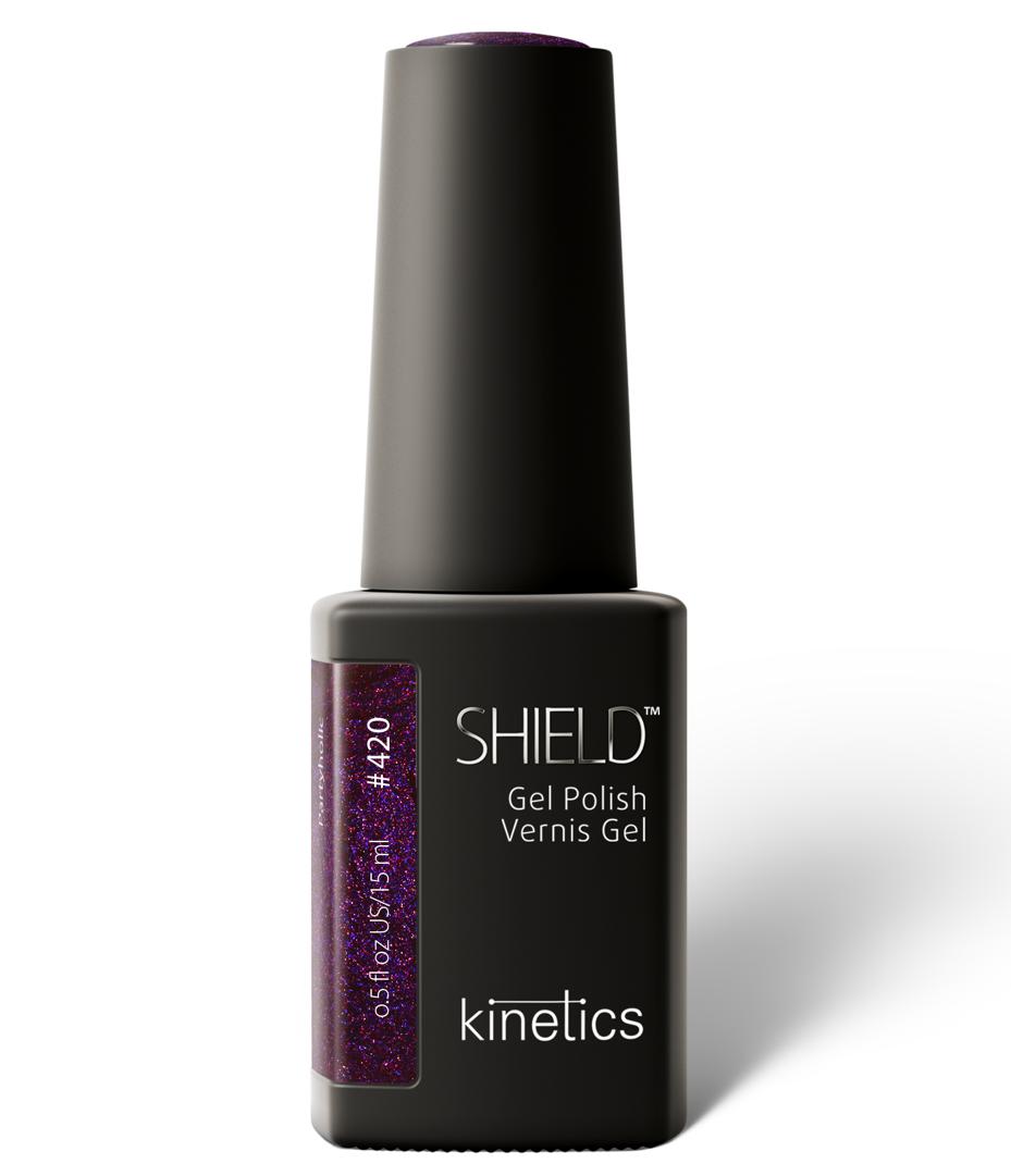 KINETICS 420N гель-лак для ногтей / SHIELD 15 мл