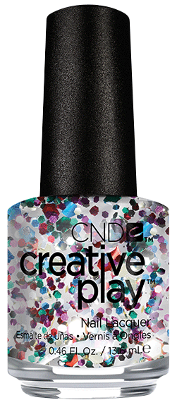 CND 449 лак для ногтей / Glittabulous Creative Play 13,6 мл