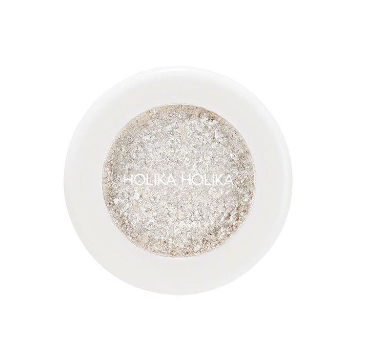 HOLIKA HOLIKA Тени для глаз Пис Мэтчинг, FWH01 серебряный / Piece Matching Shadow Star Flash 2 г - Тени