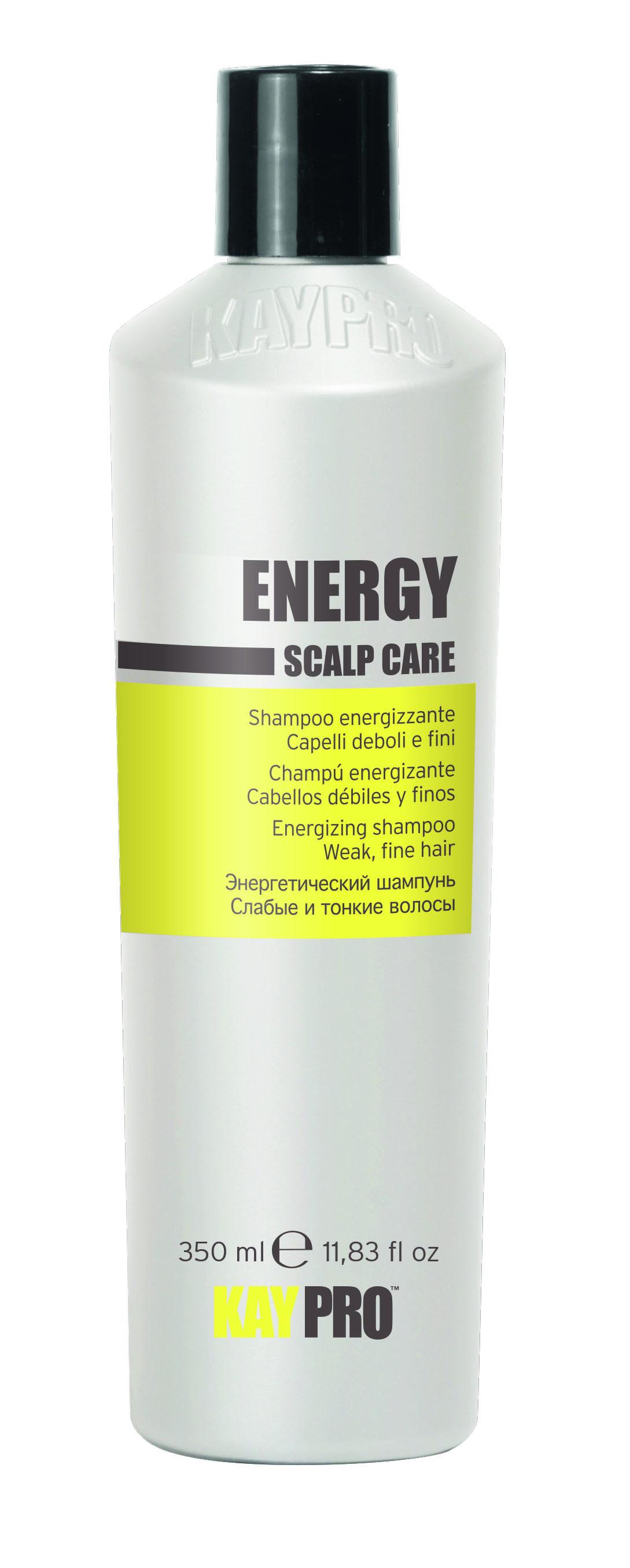 Купить KAYPRO Шампунь против выпадения / Energy 350 мл