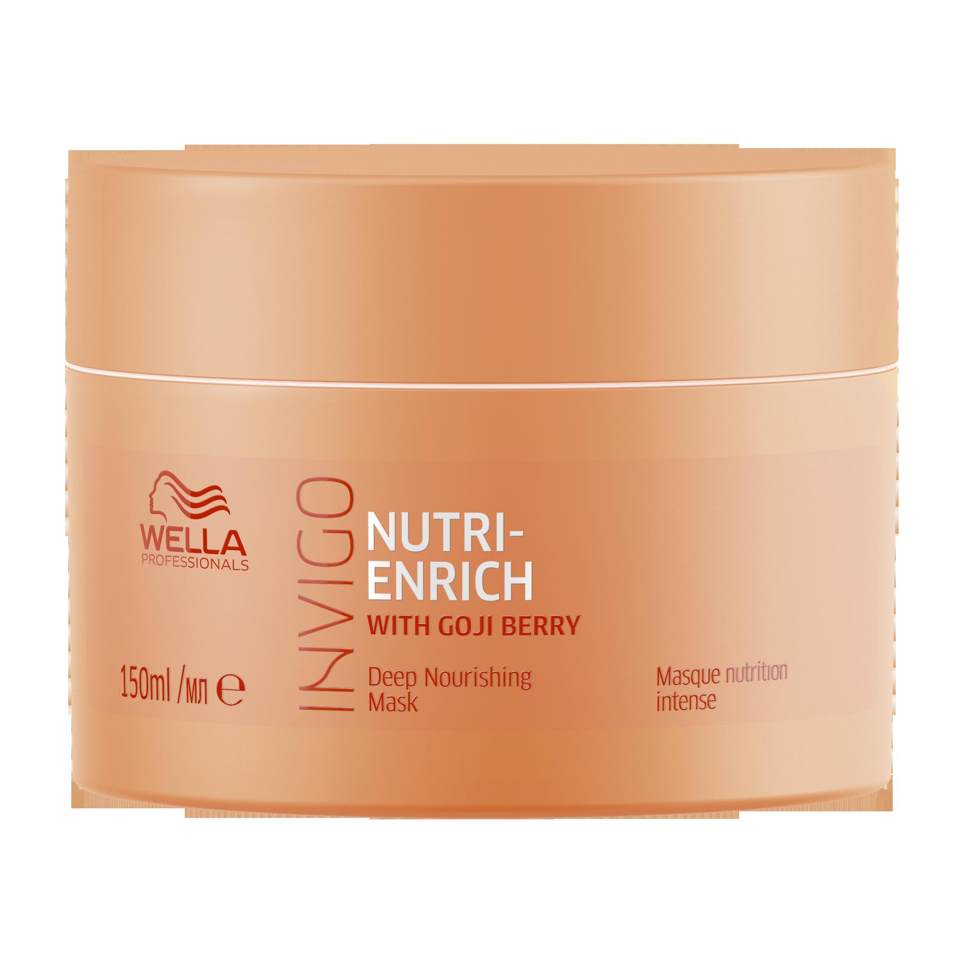 WELLA Маска питательная для жестких волос / Enrich 150 мл