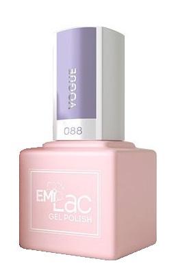 Купить E.MI 088 SC гель-лак для ногтей, Вог / E.MiLac 6 мл, Фиолетовые