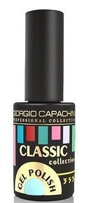 Купить GIORGIO CAPACHINI 355 гель-лак трехфазный для ногтей / Classic 7 мл, Синие