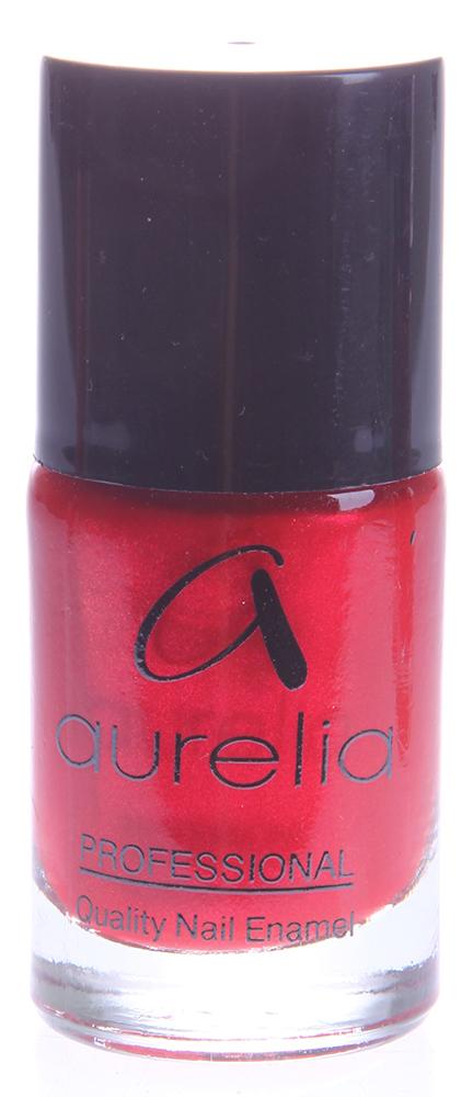 AURELIA 751 лак для ногтей / PROFESSIONAL 13млЛаки<br>Aurelia Professional &amp;mdash; лаки профессионального качества и эксклюзивных цветов на основе инновационных пигментов последнего поколения, часто обновляемые в соответствии с модными тенденциями сезона. Способ применения: Нанесите лак для ногтей, равномерно распределив по всей ногтевой пластине. Лак можно наносить на чистые ногти, но для более стойкого эффекта рекомендуется использовать базовое и верхнее покрытия.<br><br>Цвет: Красные<br>Виды лака: Глянцевые