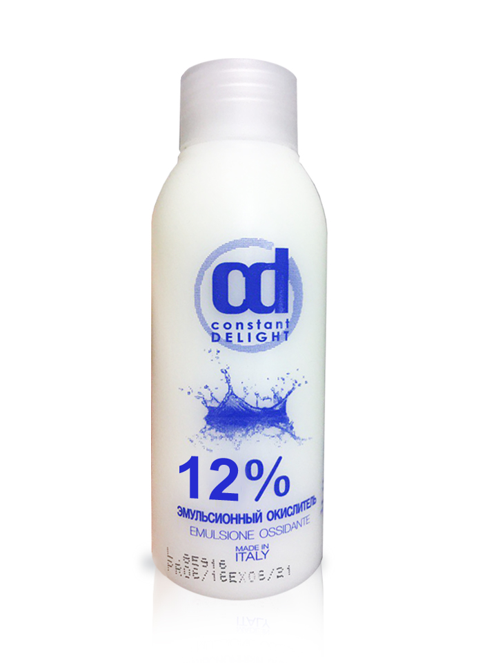 CONSTANT DELIGHT Окислитель эмульсионный 12% / Oxigent, 100 мл