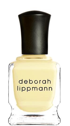 DEBORAH LIPPMANN Лак для ногтей Build Me Up Buttercup 15млЛаки<br>Цветущий нежно-желтый бутон &amp;#40;текстура - крем&amp;#41;<br><br>Цвет: Желтые<br>Виды лака: Глянцевые