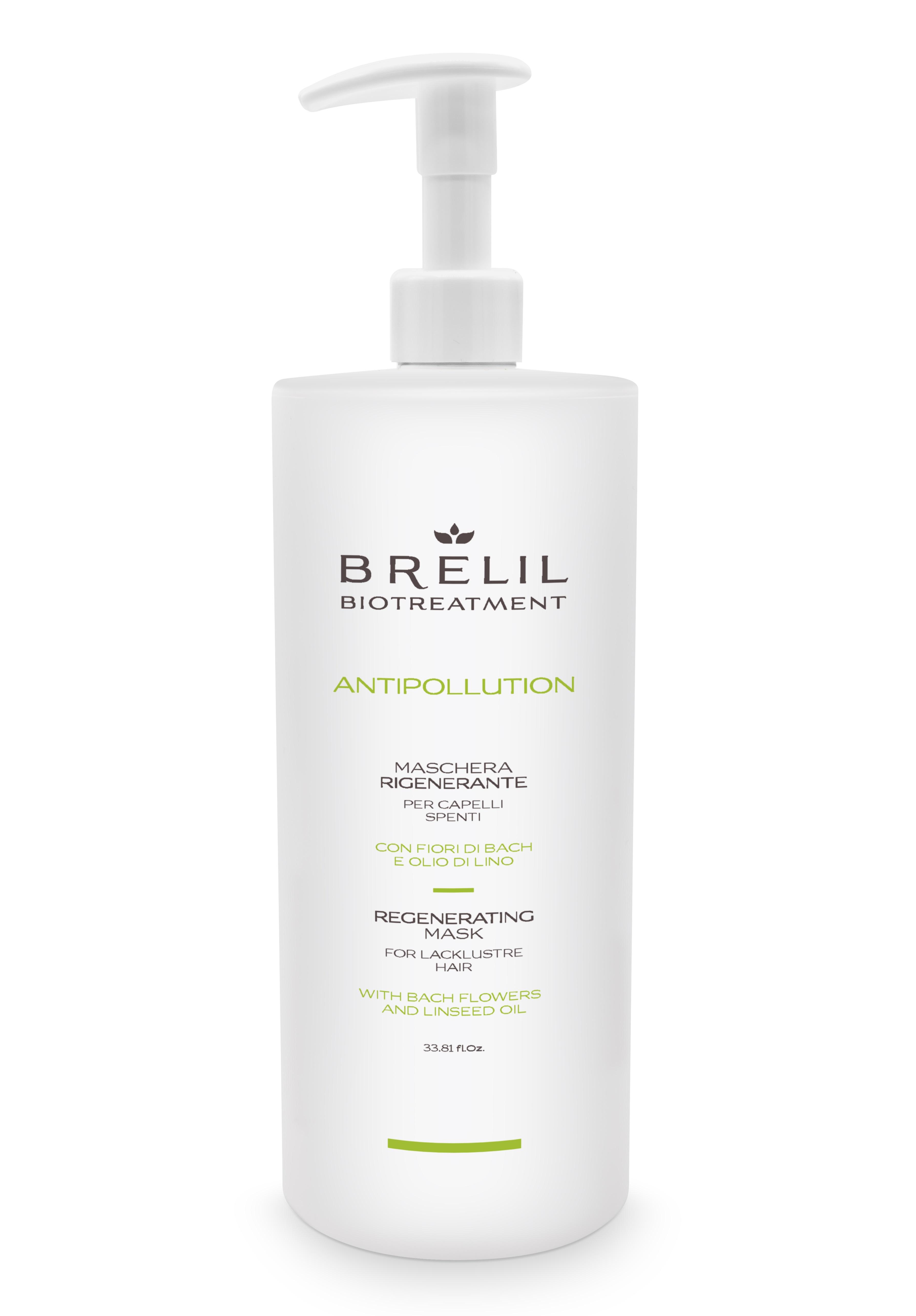 Купить BRELIL professional Маска регенерирующая для волос / BIOTREATMENT 1000 мл