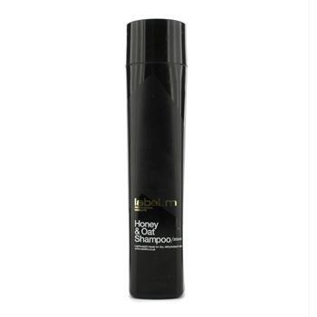 LABEL M Шампунь питательный мед&amp;овес label.m / 300млШампуни<br>Восстанавливает сухие, обезвоженные волосы, не перегружая их. Экстракты меда, овсяных зерен и морских водорослей прекрасно очищают. Эксклюзивный комплекс Enviroshield предохраняет волосы от термического воздействия во время укладки и от УФ лучей. Способ применения: нанести на влажные волосы, массировать до появления густой пены. Смыть, при необходимости повторить.<br><br>Объем: 300 мл<br>Вид средства для волос: Питательный
