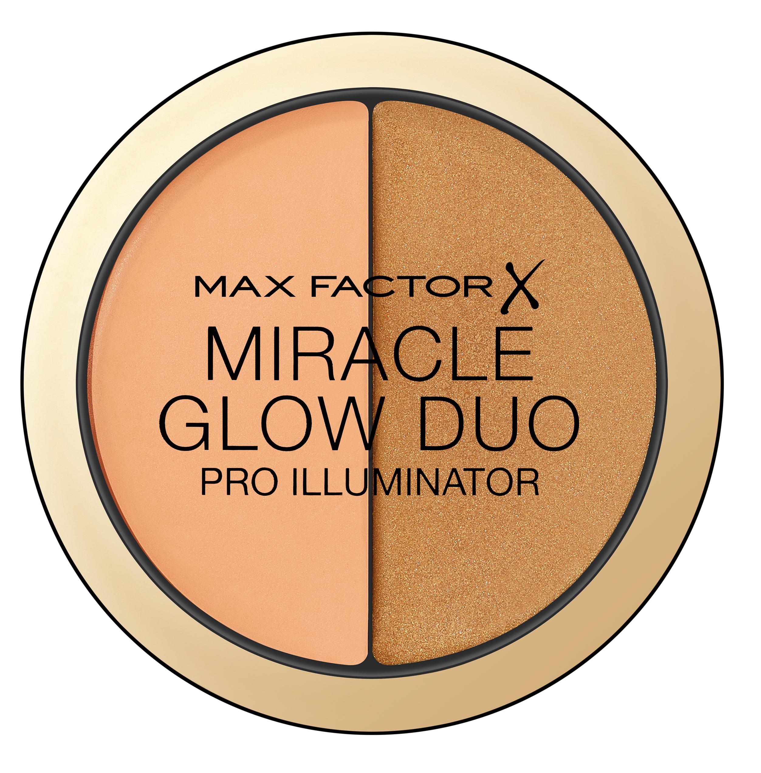 MAX FACTOR Хайлайтер 30 / Miracle Glow Duo deep
