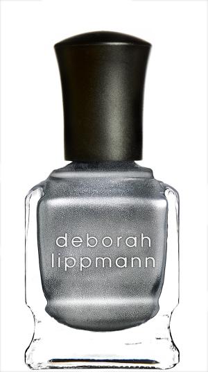 DEBORAH LIPPMANN Лак для ногтей Take the A train 15млЛаки<br>Ослепительное оловянное удовольствие &amp;#40;хром&amp;#41;<br><br>Цвет: Серые