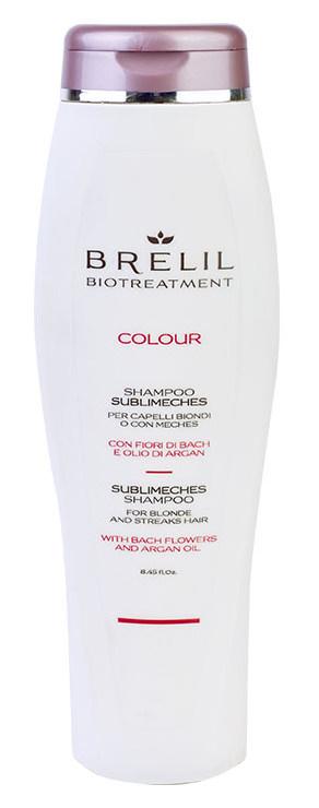 Купить BRELIL professional Шампунь для мелированных волос / BIOTREATMENT Colour 250 мл