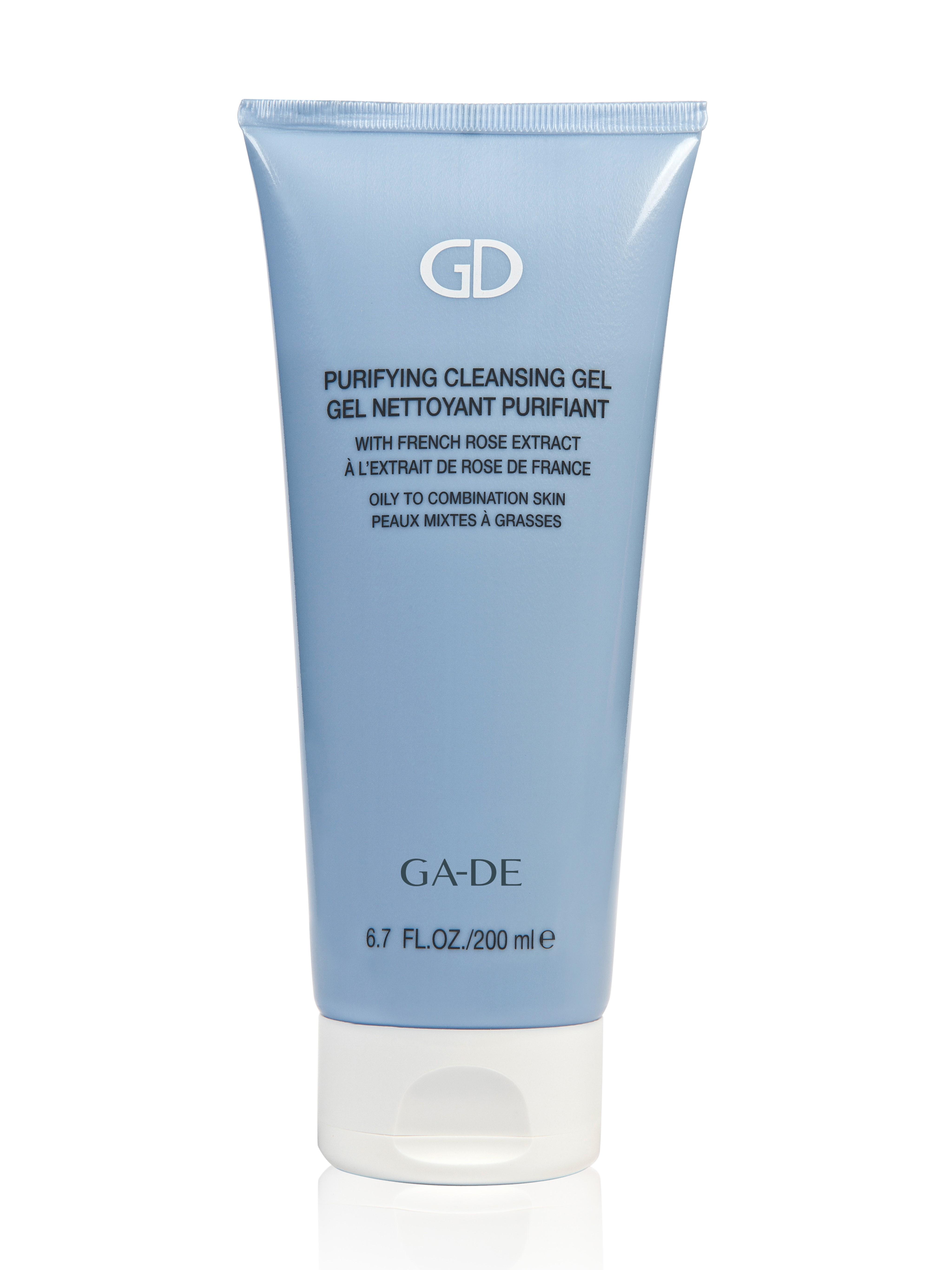 GA-DE Гель для умывания (для жирной и комбинированной кожи) / PURIFYING CLEANSING GEL 200мл