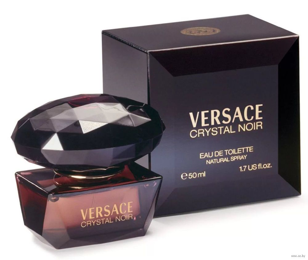 Versace вода туалетная женская versace crystal noir 50