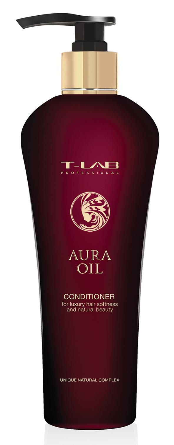 Купить T-LAB Professional Кондиционер для сияния и гладкости волос / Aura Oil 750 мл