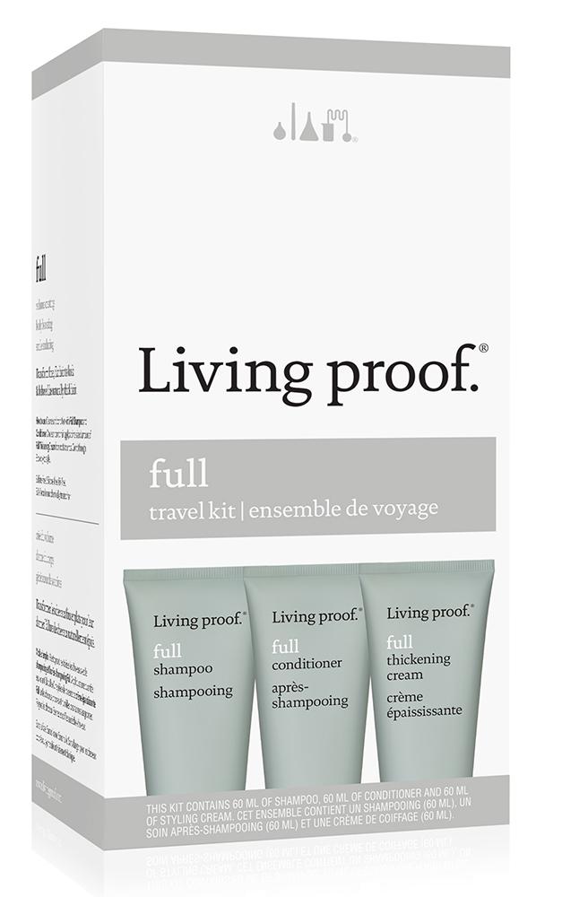 Living proof набор дорожный для объема волос (в тубах) / full 3*60 мл