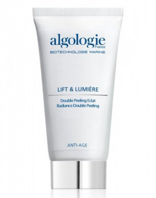 """ALGOLOGIE Пилинг """"Сияние"""" двойного действия / BLUE LINE Algologie 50 ml"""