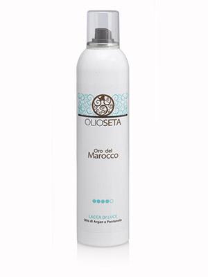 BAREX Лак-блеск Золото Марокко / OLIOSETA ORO DEL MOROCCO 300млЛаки<br>Мгновенный блеск и сильная фиксация для любого типа укладки. Защищает волосы от влажности, сохраняя эластичность. Максимальное сияние и контроль. Длительный эффект фиксации. Способ применения: Распылить на сухие волосы с расстояния 30 см. Подходит для любого вида укладки.<br>