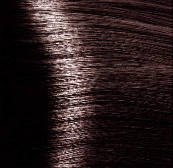 Hair company 6.003 крем-краска, темно-русый карамельный / inimitable