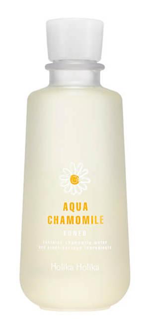 HOLIKA HOLIKA Тонер с ромашкой для лица Аква Камомиль / Aqua Chamomile Toner 185мл