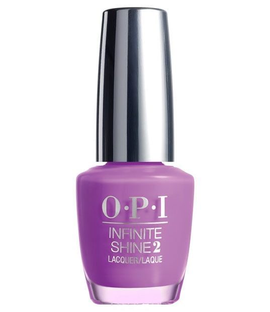 OPI Лак для ногтей Grapely Admired / Infinite Shine 15мл opi лак для ногтей mod about you brights 15мл