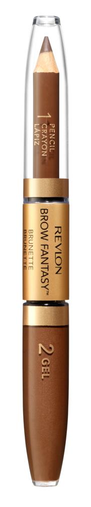 REVLON Карандаш и гель для бровей 105 / Colorstay Brow Fantasy Pencil & Gel Brunette