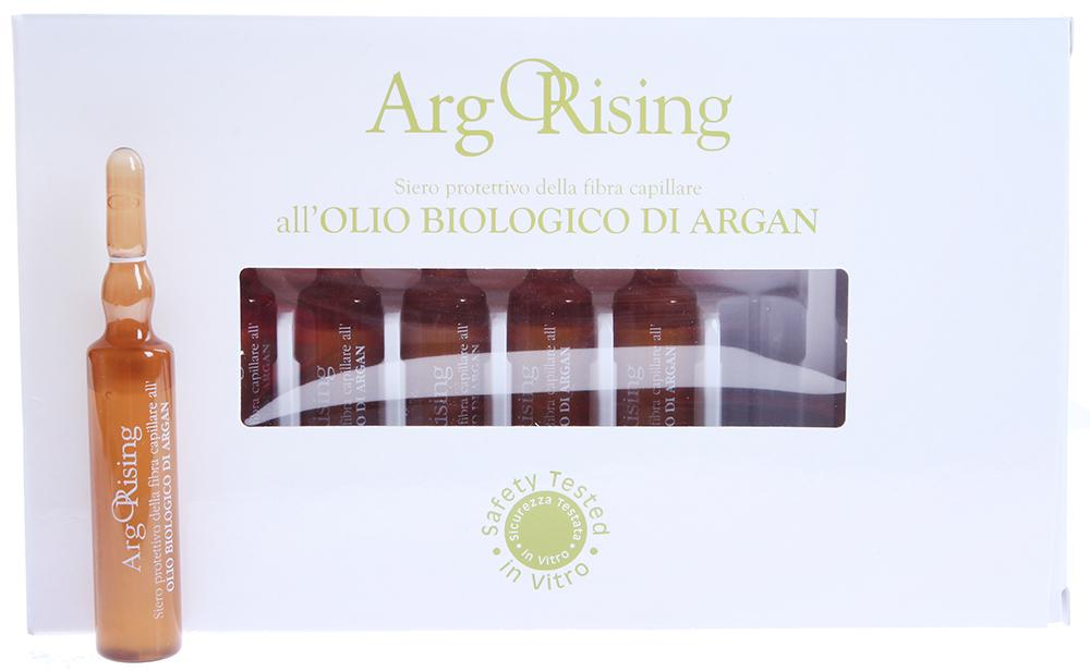ORISING Сыворотка защитная с аргановым маслом 12*10 мл -  Ампулы
