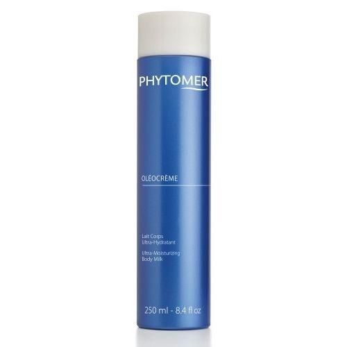 PHYTOMER Молочко ультра-увлажняющее для тела 250млМолочко<br>Для интенсивного увлажнения кожи&amp;nbsp;тела. Препарат с легкой текстурой и приятным тонким ароматом шелковой вуалью окутывает тело.&amp;nbsp;Моментально впитывается. Придает коже мягкость, гладкость, способствует восстановлению функций&amp;nbsp;эпидермальной мантии и обеспечивает пролонгированное увлажнение. Активные ингредиенты: феогидран , экстракт хлореллы, масла&amp;nbsp;маиса, ши, глицины соевого масла. Способ применения: в домашних условиях - после душа /ванны впитать в кожу тела<br><br>Объем: 250 мл
