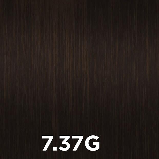 CUTRIN 7.37G крем-краска для волос легкое золотое дерево / AURORA 60 мл.
