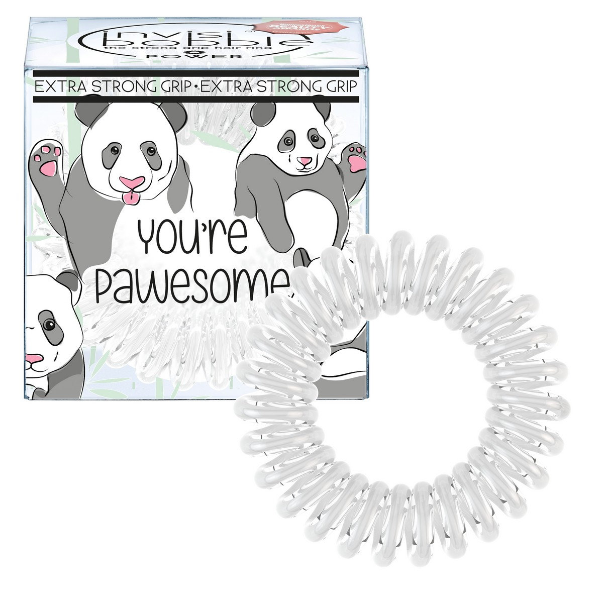 INVISIBOBBLE Резинка-браслет для волос / POWER Youre Pawesome!