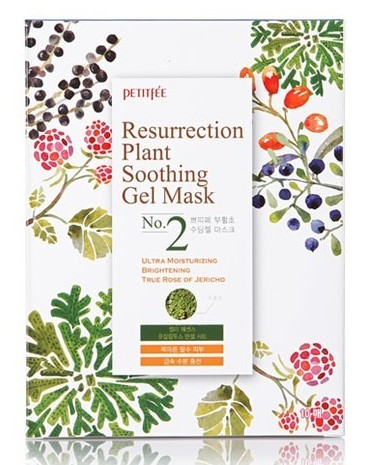 PETITFEE Маска тканевая восстанавливающая с растительными экстрактами / Mask sheet 30 г фото