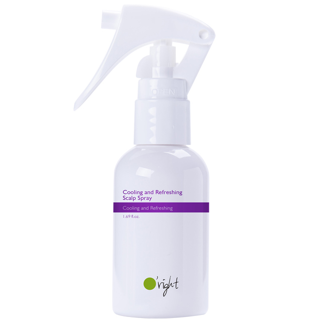 O'RIGHT Спрей охлаждающий освежающий для жирной кожи головы / Cooling and Refreshing Spray 50 мл -  Спреи