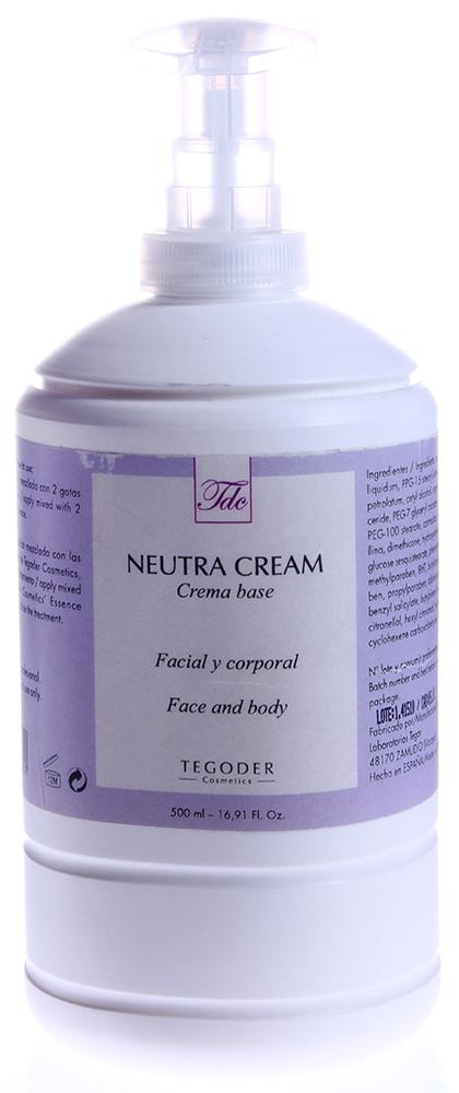 TEGOR ���� ����������� ��� ���� ���� � ���� / Neutra Cream COMPLEMENTARY 500��