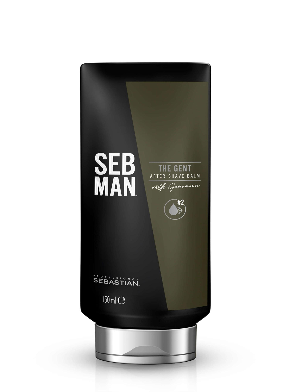 SEB MAN Бальзам увлажняющий после бритья / THE GENT 150 мл