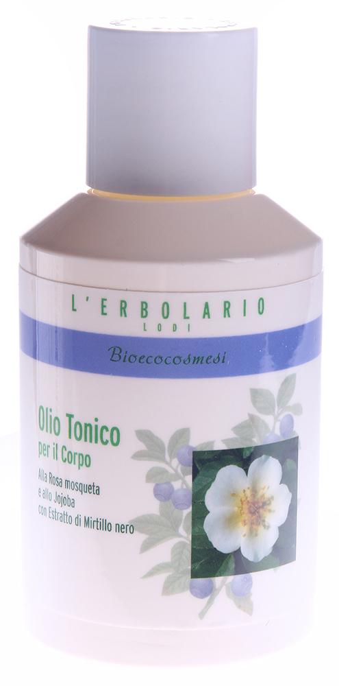 LERBOLARIO Масло для тела тонизирующее Био-Эко 125 млМасла<br>Изумительная смесь благородных растительных масел, обладающая питательными и смягчающими свойствами, которая одновременно придает тургор и шелковистость даже самой сухой или нуждающейся в нежном уходе коже. Тонизирующее масло позволяет сделать массаж еще более эффективным. Подходит для самой чувствительной кожи. Активные ингредиенты: масло из экологически чистого сладкого миндаля, масло из экологически чистых семян хохобы, экологически чистое масло кунжута, экологически чистое подсолнечное масло, экологически чистое масло розы мускусной, неомыляемая фракция оливкового масла, масло манго, витамин Е из семян сои, экстракт из семян экологически чистой черники. Способ применения: нанести на кожу небольшое количество масла и массировать тело широкими круговыми движениями до полного впитывания масла. Нежный аромат тонизирующего масла и его состав, который подходит для любого типа кожи, позволяет проводить продолжительные и частые сеансы массажа<br><br>Вид средства для тела: Тонизирующий