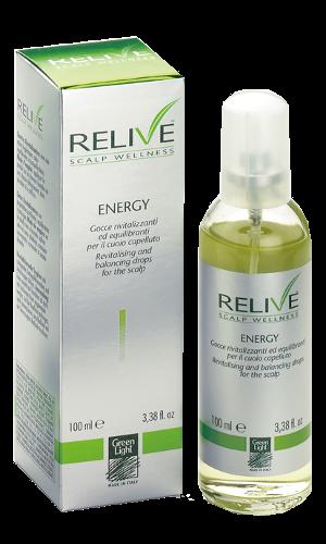 GREEN LIGHT Капли балансирующие для кожи головы, против перхоти / Relive Revitalising and Balancing Drops 100мл -  Лосьоны