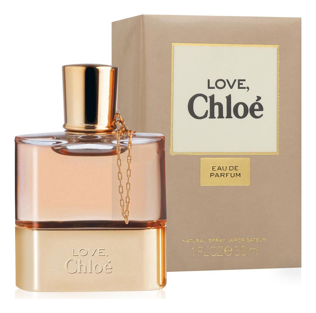 CHLOE Вода парфюмерная женская Chloe Love, спрей 30 мл