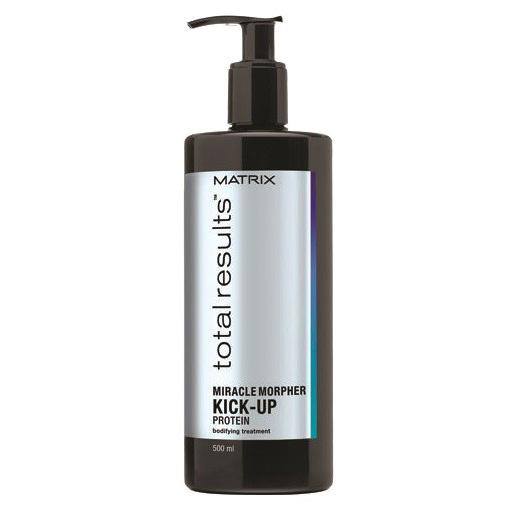 MATRIX Концентрат протеинов (услуга МОЛЕКУЛЯРНЫЙ КОКТЕЙЛЬ) / MIRACLE MORPHERS 500млКонцентраты<br>Больше объема и восстановление структуры волос. Способ применения: промыть волосы любым подходящим под ваш тип волос шампунем Total Results. Смыть. Выдавить 3-5 нажатий Miracle Morpher, распределить по волосам Поверх нанесенного концентрата нанести кондиционер Total Results для вашего типа волос . Смыть.<br><br>Объем: 500 мл