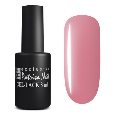 Купить PATRISA NAIL 617 гель-лак для ногтей Крем и карамель, Саварен 8 мл, Розовые