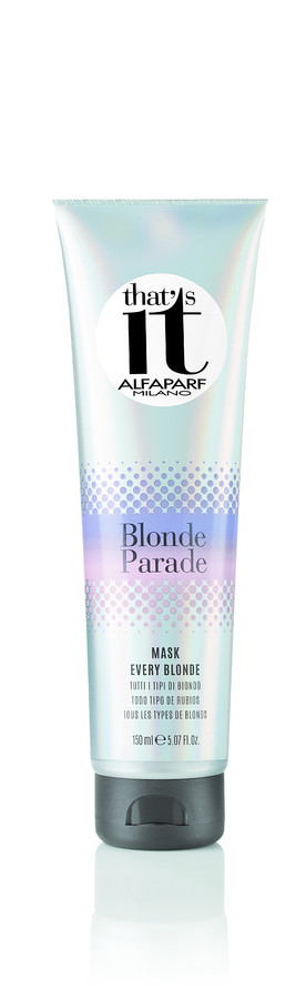 ALFAPARF MILANO ����� ��� ���� �������� ����� / THAT'S IT BLONDE PARADE MASK 150��