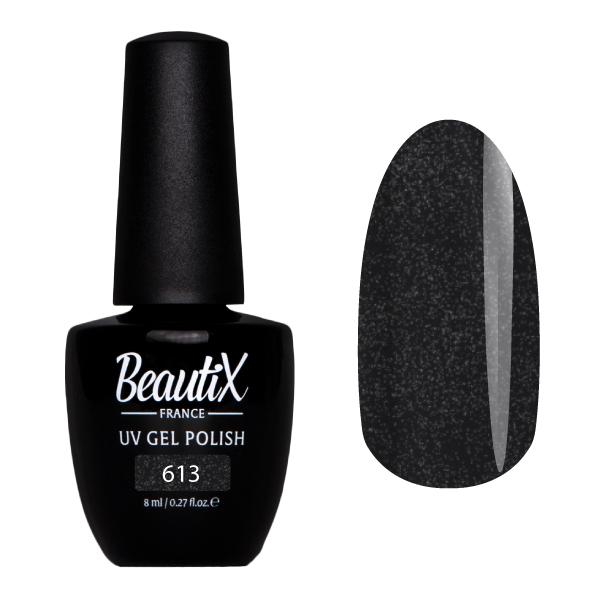 Купить BEAUTIX 613 гель-лак для ногтей 8 мл, Коричневые