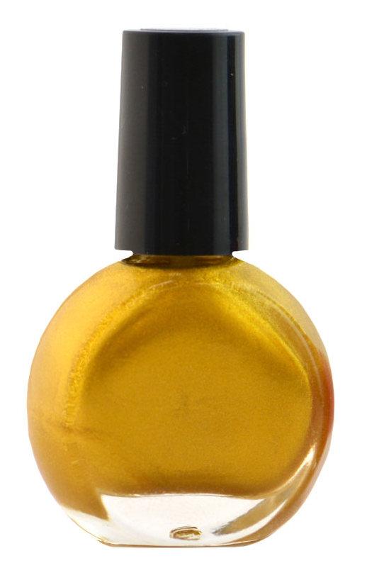 TNL PROFESSIONAL Краска для стемпинга, 08 золотая 12 мл