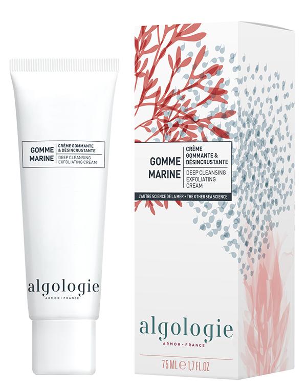 ALGOLOGIE Крем-эксфолиант для глубокого очищения 50 мл