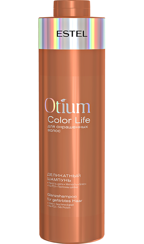 ESTEL PROFESSIONAL Крем-шампунь для окрашенных волос / OTIUM COLOR LIFE 1000 мл  недорого