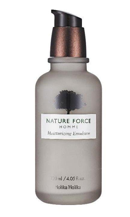 HOLIKA HOLIKA Тоник успокаивающий для мужчин Нэйча Форс / Nature Force Homme Calming Toner 120мл