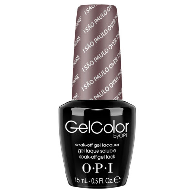 """OPI ����-��� ��� ������ """"I So Paulo Over There"""" / GELCOLOR 15��~"""
