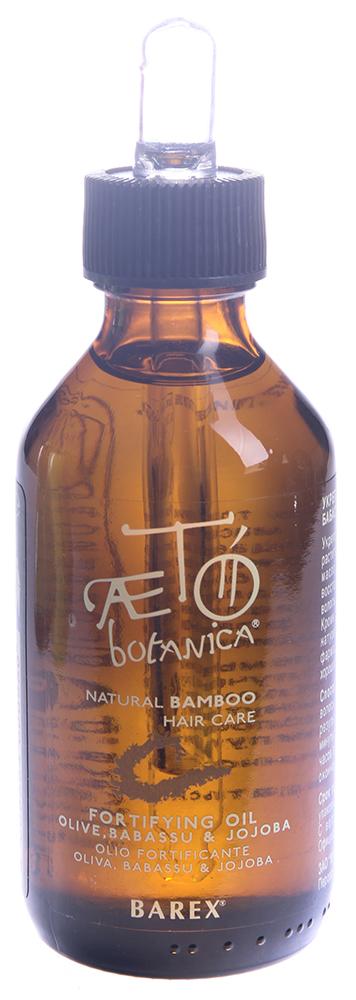 BAREX Масло укрепляющее с экстрактом оливы, бабассу и жожоба / AETO 100 мл