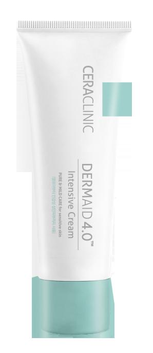 Купить EVAS Крем увлажняющий для чувствительной кожи лица / CERACLINIC Dermaid 4.0 Intensive Cream 50 мл