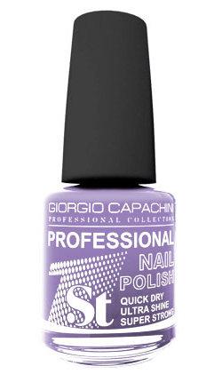 Купить GIORGIO CAPACHINI 33 лак для ногтей, нежная лаванда / 1-st Professional 16 мл, Фиолетовые
