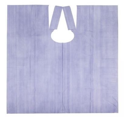 IGRObeauty Пеньюар большой 110*160 см 20 мкр, цвет фиолетовый 50 шт